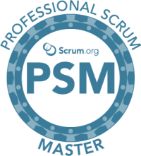 certification scrum master psm 1